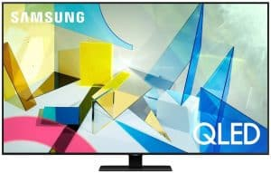 SAMSUNG Class QLED Q80T Series Smart TV with Alexa