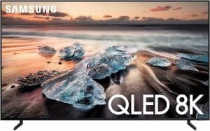 Samsung QN82Q900RBFXZA Smart QLED TV: Best smart TV for streaming
