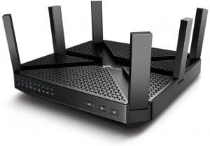 TP-Link Archer C4000 AC4000 Router: Best Telus internet compatible router for gaming