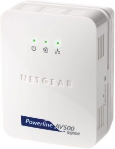 Netgear XAV5001 powerline adapter: Best for reliable internet connection