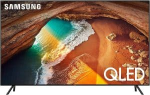 Samsung QN82Q60RAFXZA smart TV: Best TV for one remote for all compatible devices