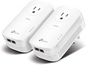 TP-Link AV2000 Powerline adapter: The best powerline adapter for gaming and other devices