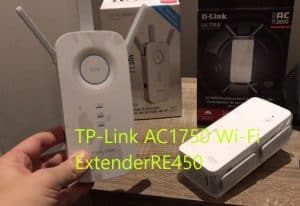 TP-Link AC1750 Wi-Fi Extender RE450: The best Wi-Fi booster for Ring Camera in a large home