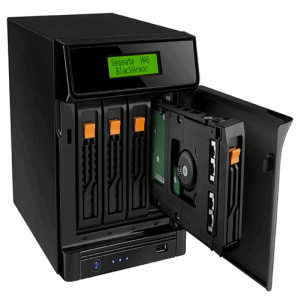 How to set up your own network attached storage (NAS) to enable remote access to information