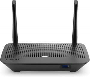Linksys (EA6350-4B) Wi-Fi Router: One of the best routers that students can use to enjoy browsing, streaming, online classes and gaming