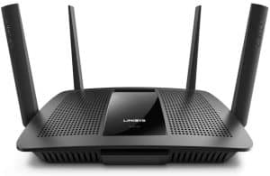 Linksys EA8100 Max-Stream AC2600 MU-MIMO Gigabit WiFi Router for all online activities by young people in school